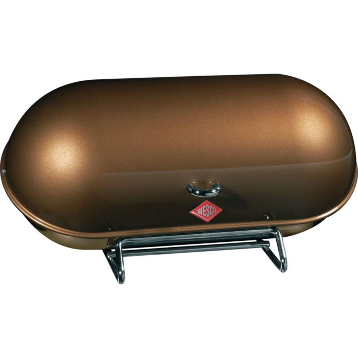 Wesco 222 20122 Breadboy Brotkasten, chocolate brown    Kundenbewertung und Beschreibung