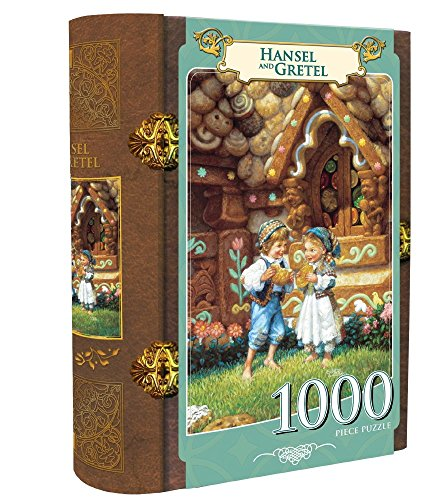 MasterPieces Hansel and Gretel Book Box Jigsaw Puzzle