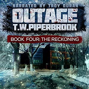 Outage 4: The Reckoning Audiobook