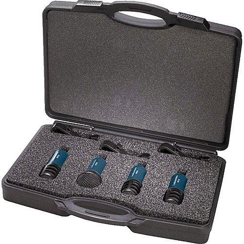 Audio Technica Midnight Blues Drum Microphone Pack Mb/Dk4
