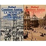 LA NOVELA DE UN LITERATO. (HOMBRES. IDEAS. EFEMERIDES. ANECDOTAS...). I. 1882-1914. II. 1914-1923.
