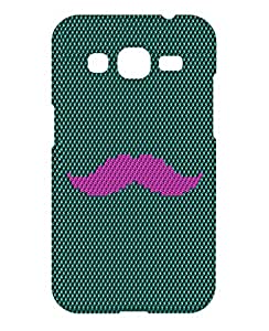 Crackndeal Back Cover for Samsung Galaxy Core Prime