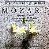 Mozart: Symphonies 40 & 41: Magic Flute Overture