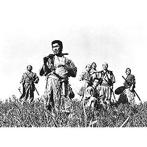 Les Sept Samouraïs [Blu-ray]