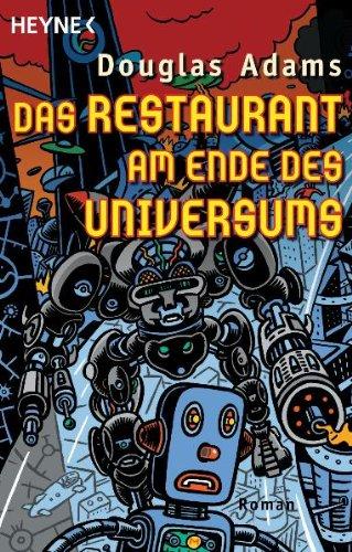 Buchseite und Rezensionen zu 'Das Restaurant am Ende des Universums: Roman (Per Anhalter durch die Galaxis, Band 2)' von Douglas Adams