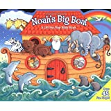 Noah's Big Boat: A Lift-the-Flap Bible Book ~ Allia Zobel-Nolan