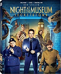 Night at the Museum: Secret of the Tomb [Blu-ray] from 20th Century Fox