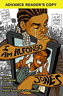 Book Cover: I Am Alfonso Jones
