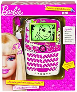 Diset - Pda De Barbie 8 Actividades Educativas 28-503844