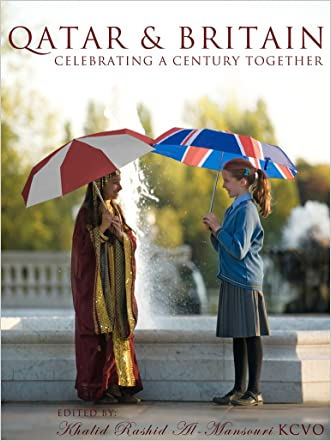 Qatar & Britain: Celebrating a Century written by Khalid Al Mansouri