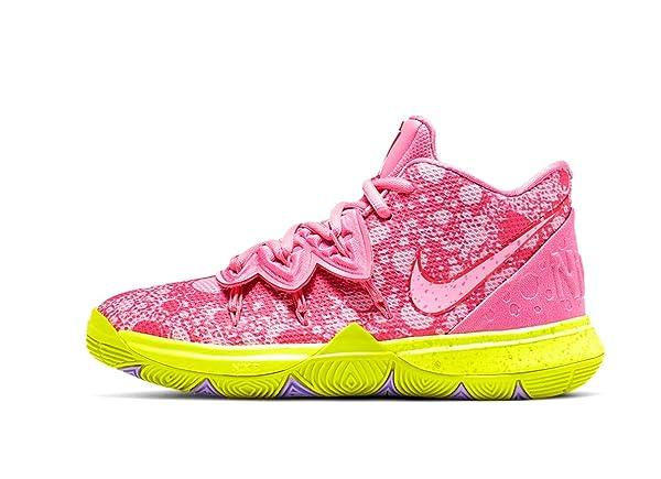 Nike Kyrie 5 (GS) SBSP SpongebobPatrick Lotus Pink Size 7Y