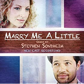 Marry Me A Little (New Cast Recording) [+digital booklet]