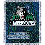 Minnesota Timberwolves Jacquard Woven Throw Blanket at Amazon.com