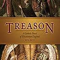 Treason: A Catholic Novel of Elizabethan England Audiobook by Dena Hunt Narrated by Barbara Chirdon