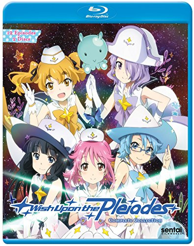 Wish Upon the Pleiades [Blu-ray]