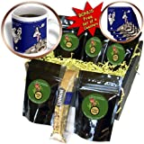cgb_47936_1 Londons Times Offbeat Cartoons - Music/Musicians - Michael Jackson Moonwalks - Coffee Gift Baskets - Coffee Gift Basket Amazon.com