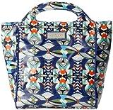 Hadaki Insulated Coated Lunch Pod Top Handle Bag,Mardi Gras,One Size