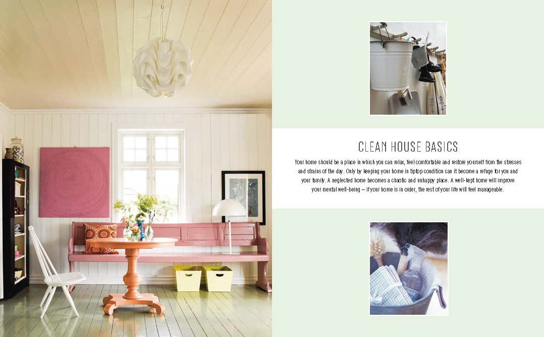 Keeping House: Hints and tips for a clean, tidy and well-organized ...