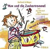 Image de Max und die Zaubertrommel. Doppel-CD: Hörspiel + Playbacks