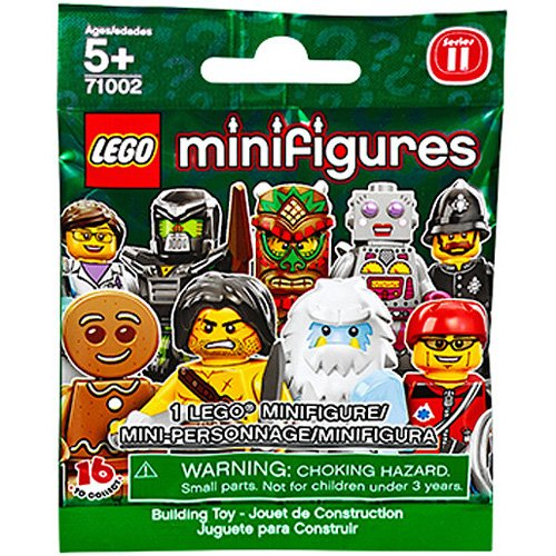 Lego Series 11 71002 Figure one random pack - 1