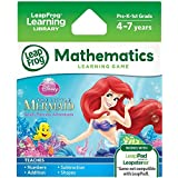 Leap Frog Disney The Little Mermaid Learning Game (For Leap Pad Tablets And Leapster Gs), Model: 39141, Toys &...