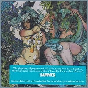 Blue Record-Ltd.2cd Version