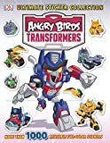Ultimate Sticker Collection: Angry Birds Transformers