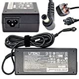 GENUINE Liteon TOSHIBA SATELLITE P200-1EE ADAPTOR 19V 6.3A POWER SUPPLY