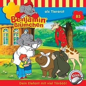 Benjamin als Tierarzt (Benjamin Blümchen 85) Performance