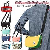 (チャムス) chums ミニバナナショルダーバッグ Mini Banana Shoulder Sweat Nylon スウェットナイロン ch60-0735-16a H-Green/LtGray
