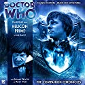 Doctor Who - The Companion Chronicles - Helicon Prime Audiobook by Jake Elliott Narrated by Frazer Hines, Suzanne Proctor