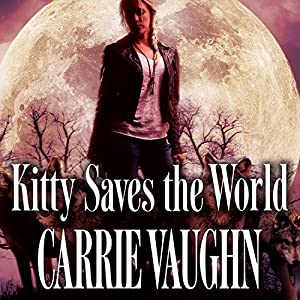 Kitty Saves the World Audiobook