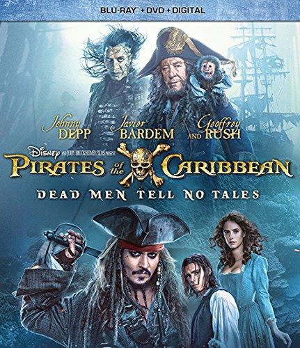 Pirates Caribbean Dead Men Tell No Tales