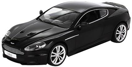 Jamara - 403998 - Maquette - Voiture - Aston Martin Dbs Coupe - Noir - 5 Pièces