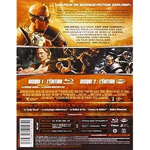 Riddick [Blu-ray] [Combo Blu-ray + DVD - Édition Limitée boîtier SteelBo