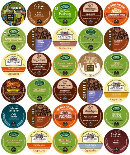 Brewing Something Good, K-Cup Gift Sampler,