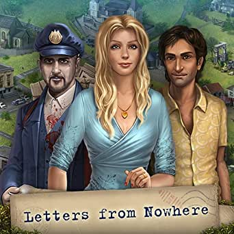 Amazon Letters From Nowhere Download Video Games
