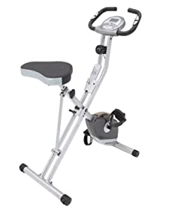 Exerpeutic Folding Magnetic Upright Bikes with Pulse review