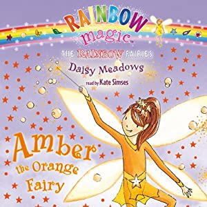 Rainbow Magic: Amber the Orange Fairy | [Daisy Meadows]