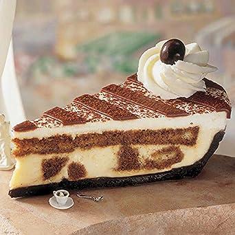 Sweet Street Torta Tiramisu Pie, 14 Slice -- 2 per case.