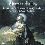 Tallis: Spem in Alium/Lamentat