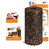 Blackroll Orange (Das Original) - Faszienrolle inkl....