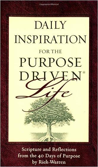 purpose driven life essay Free purpose in life papers personal essay: the purpose of life purpose driven life - a purpose driven life dr seuss wrote in his book happy.