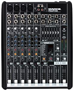 Mackie PROFX8 8-Channel Mixer