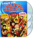Young Justice: Season 1 - Volumes 1, 2 & 3