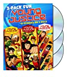 61MxkVLv9hL. SL160  Young Justice returns with the best of the season (so far)