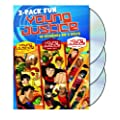 Young Justice: Season One, Volume 1 to 3