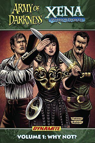 Read Download Army of Darkness Xena Volume 1 Ebook Full