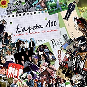 Various - Various: Tapete 100 - 5 Years, 30 Artists, 100 Releases [CD