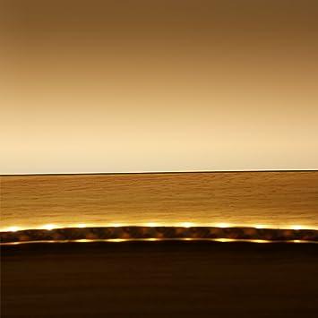 le lampux flexibler led streifen 12v dc 260lm warmwei wasserdicht 300 st ck 3528 leds. Black Bedroom Furniture Sets. Home Design Ideas